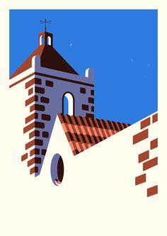 On the Draw: Siete ilustradores, siete islas canarias