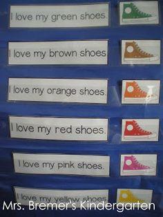 Mrs. Bremer's Kindergarten: Pete the Cat!