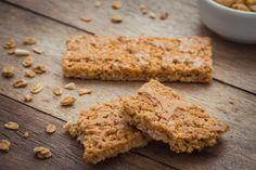 Grabbing a protein bar is a quick and easy way to fuel up on the go. But why not make your own protein bars? Here's how!