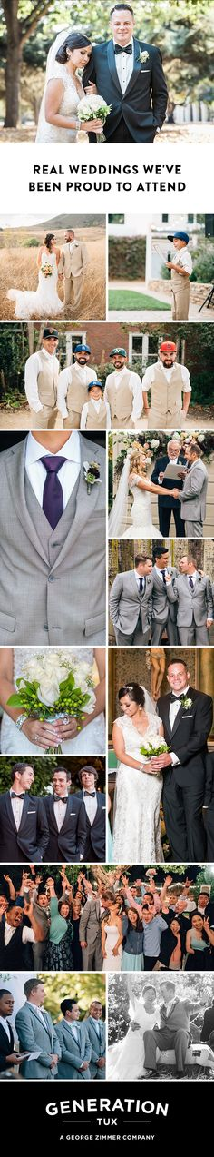 Your go-to guide for suit and tuxedo style tips and an inside look at all things wedding. Wedding Groom, Wedding Attire, Wedding Couples, Wedding Day, Wedding Stuff, Wedding Bridesmaid Dresses, Wedding Bouquets, Wedding Renewal Vows, Bridal Shower Party
