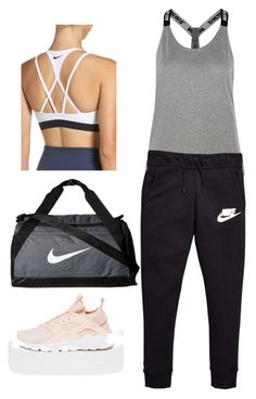 """Untitled #12"" by ericaivan27 on Polyvore featuring NIKE"