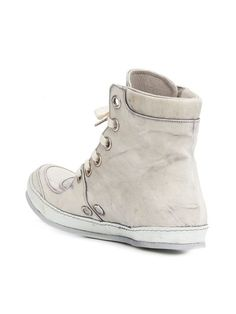 A Diciannoveventitre high-top sneakers