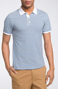 Love trim fitted polo's. This one is NEW!