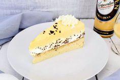 Eierlikör Stracciatella Torte