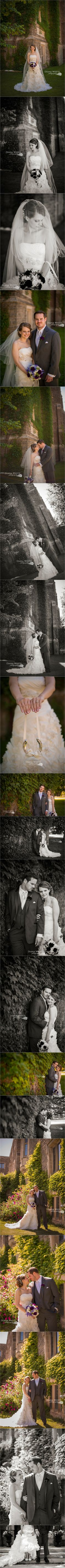 Hamilton Wedding Photographer Bridal portraits Diana Whyte Photography