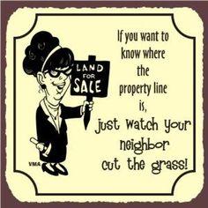 #VaroRealEstate #RealEstate #Realtor #ForSale #Home #House #neighbors #PropertyLine #Property #RealtorLife #RealtorProblems #RealtorHumor