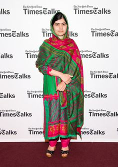Pin for Later: Malala Yousafzai Becomes Youngest-Ever Nobel Peace Prize Winner