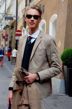 Fashion friday in Salzburg