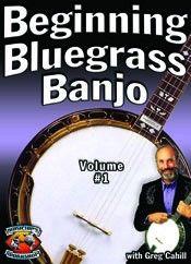Beginning Bluegras Banjo Vol. 1