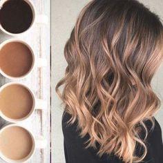 Brown Blonde Hair, Blonde Bobs, Light Brown Hair, Blonde Wig, Balayage Highlights, Balayage Hair, Ombre Hair, Natural Hair Styles, Long Hair Styles