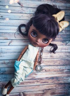 Custom Blythe doll create beautiful dolls for you by MiKaBlythe Cute Baby Dolls, Cute Babies, Hello Dolly, Custom Dolls, Doll Face, Big Eyes, Vintage Dolls, Blythe Dolls, Pretty Face