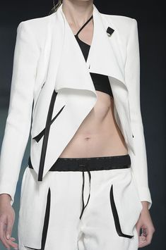 Helmut Lang Spring 2012 Runway Pictures - Livingly