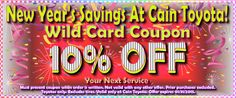 oil change coupons tacoma