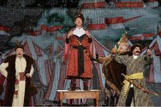 Kabaret Moralnego Niepokoju wskrzesza dawnych bohaterów literackich