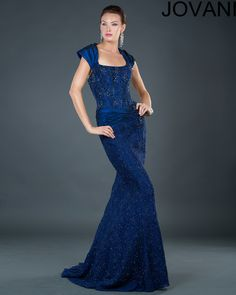 Madame Bridal - Jovani Formal Dress 5470 - Pin it to win it - madamebridal.com/...