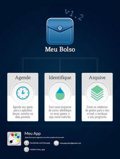 App Meu Bolso agora na versão 1.2 que chegou com grandes melhorias!!!