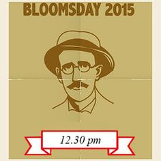 Book your ticket now for our Bloomsday Tour, Tuesday 16th June at 12.30pm. This tour takes a walk through the life, time and imagination of James Joyce.