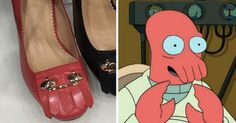 29 Objects that look like pop culture icons