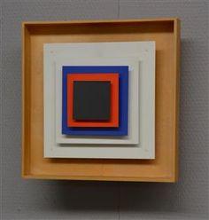 Vare: 4316231Bent Karlby, væglampe, model Kvadrillen