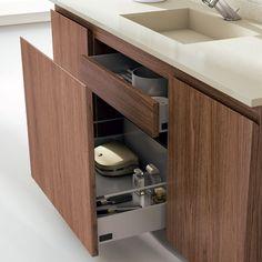 Muebles de Baño Aqua Suspendido Master Bathroom, Bathroom Vanities, Bathroom Ideas, Ikea, Vanity, Storage, Furniture, Arch, Home Decor