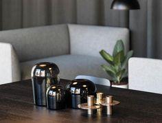 Troll Vase- Godot Armchair - Menu Space, Copenhagen - available at Crioll Interior Studio & Design Shop, Eindhoven