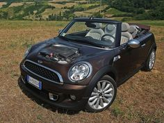 2011 MINI Cooper SD Cabrio #cars #coches #carros