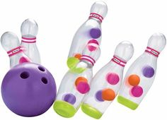 Little Tikes Clearly Sports Bowling - Purple $18.09 YoYo.com