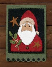Wool Felt Christmas Patterns