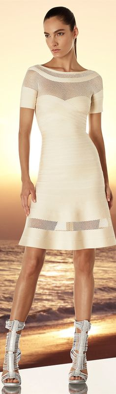 LOOKandLOVEwithLOLO: Highlights from Resort 2015....featuring Hervé Léger By Max Azria