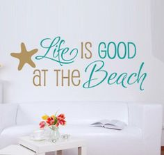 Life is good at the #beach #BeachQuote #BeachLove #LifeIsGood