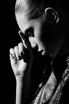 weibliche Porträtfotografie
