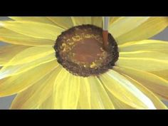 ONE STROKE Cours peinture N°5 - YouTube