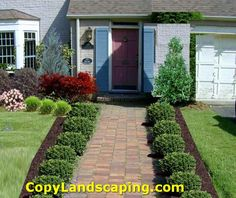 Great share front yard landscaping ideas on a budget002