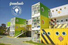Greenlands school.