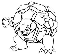 Pokemon Golem Coloring Pages Free Online Printable Sheets For Kids Get The Latest Images