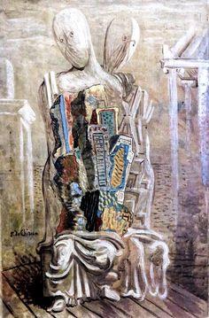 IMG_8666 Giorgio de Chirico. 1888-1978