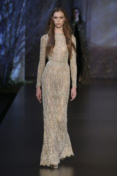 Ralph & Russo - Haute Couture Collection AW 15/16 - Ralph & Russo AW15 Look-34 | pinterest: @isabubbble