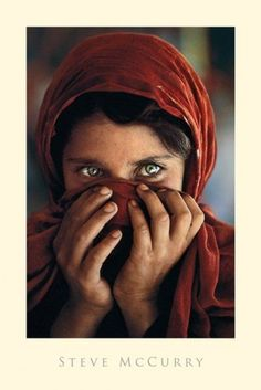 Bid now on Afghan Girl Hiding Face by Steve McCurry. View a wide Variety of artworks by Steve McCurry, now available for sale on artnet Auctions. People Photography, Portrait Photography, Color Photography, Digital Photography, White Photography, Animal Photography, Nature Photography, Travel Photography, Pretty People