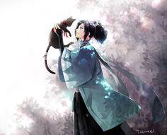 Yamato and Neko