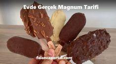 Real Magnum recipe at home Falanca women's portal - Nutella 2019 Almond, Recipies, Cookies, Chocolate, Desserts, Food, Amigurumi, Nutella Cheesecake, Nutella Recipes