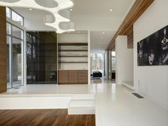 The Shaker Heights House is a project developed by Dimit Architects