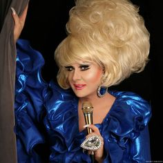 """Lady Bunny Has Had It Up to Her Hair With P.C. Culture. The drag icon isn't holding back in her new show at the historic Stonewall Inn and hopes to prove that """"the best humor comes from the worst tragedy."""" Iconic comedian Lady Bunny knows all too well that the searing discrimination and violence towards LGBT people dampens our ability to laugh in dark times."""