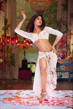 Exotic Priyanka Chopra in Ram Leela