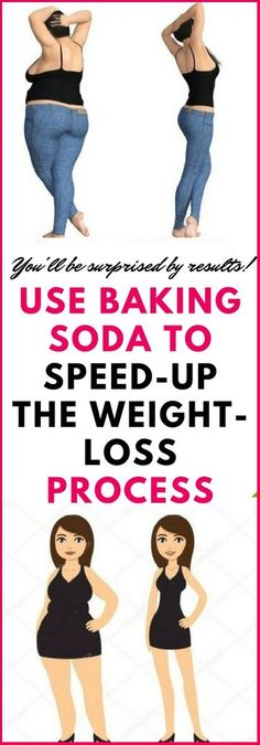 USE BAKING SODA TO SPEED,UP THE WEIGHT,LOSS PROCESS