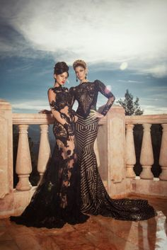 Mis Queridas Fashionistas: Evening Dresses 2014 by Oved Cohen