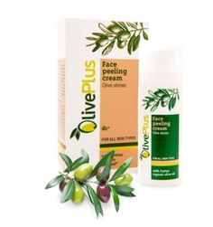 Face peeling cream with olive stones exfoliation face peeling Peeling Creme, Face Peel, Exfoliate Face, Natural Cosmetics, Coffee, Scrub, Beauty, Food, Stones