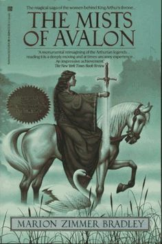 Marion Zimmer Bradley ~ Must Read: The Mists of Avalon