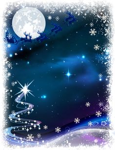 """Photo from album """"Новогодние фоны"""" on Yandex. Merry Christmas Images, 12 Days Of Christmas, Christmas Paper, Christmas Pictures, Christmas Bulbs, Christmas Cards, Snowflake Wallpaper, Wallpaper Backgrounds, Iphone Wallpaper"""