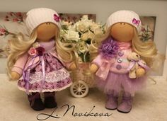 Gallery.ru / Фото #28 - Мои куклы 2014г. - novilar