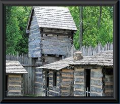 Interested in the Colonial History of the Appalachian Backcountry. Prickett's Fort http://www.myqualitytime.net/2012/06/interested-in-colonial-history-of.html#